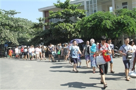 International tourists to Khanh Hoa rises by 80% year-on-year