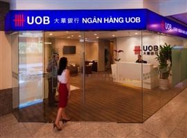 UOB gets regulatory nod to set up branches throughout Vietnam