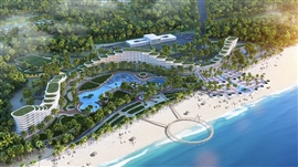FLC Group starts construction of Vietnam's largest hotel