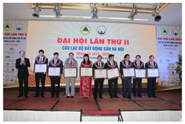 Leaders of AsiaInvestGroup awarded the Certificate of Merit from the Minister of Construction...